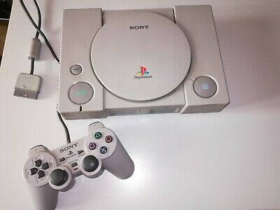 Console Playstation 1 Ps1 Psx Completa + Gioco