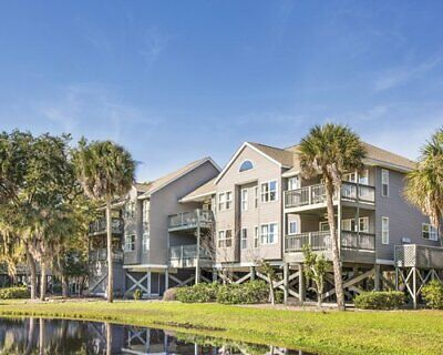 Wyndham Ocean Ridge, Edisto Island Sc - Annual 105,000 Points
