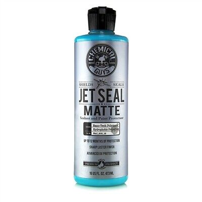 Chemical Guys Jet Seal Matte Sealant and Paint Protectant 16OZ OFFICIAL STOCKIST