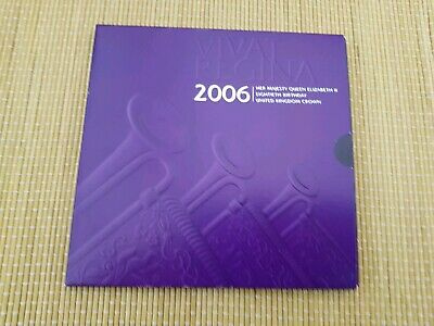 2006 Queen Elizabeth 80th Birthday Crown £5 Coin The Royal Mint.