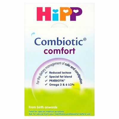 Hipp Comfort Baby Milk Formula From Birth 800g