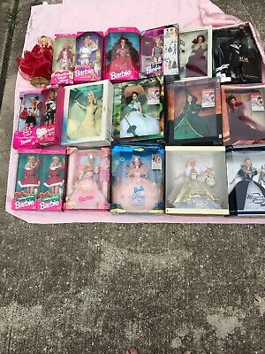 Barbie Doll Lot / Collection 19 Dolls Local Pick Up Only Houston Texas