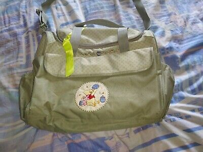 Winnie the pooh changing bag