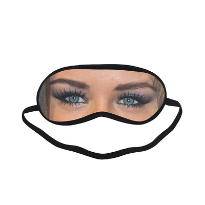 Brooke Vincent Brett Dier Brian Welch BRUCE FORSYTH UKAI Eye Sleeping Mask New