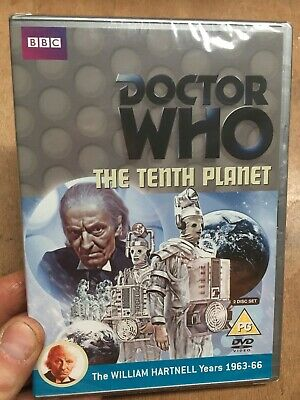 Doctor Who:The Tenth Planet-William Hartnell(R2 DVD)New+Sealed Dr Who Regenerate