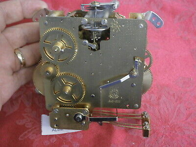 HERMLE 340-020 FHS Clock MOVEMENT Westminster Chime mantle wall bracket parts