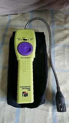 TPI Combustible Gas Leak Detector Model 720b.