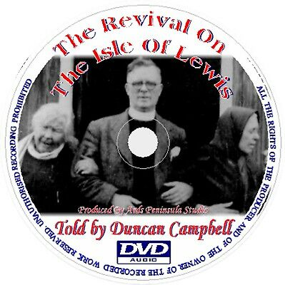 APS Gospel Studio Shop The Revival On the Isle of Lewis D.Campbell One DVD Audio