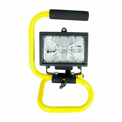 Status Portable Halogen Work Light 1M Cable 120W 120Shwlwmfx2 Top Item