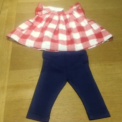 Girls Lovely Tunic Outfit, age 3-6 months, Marks & Spencer, BNWT