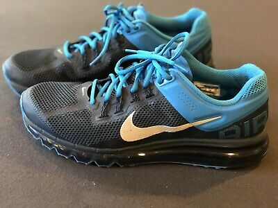 outlet store 2c124 e4065 Men s Nike Air Max + 2013 Armory Navy Running Shoe Sz12 554886-401