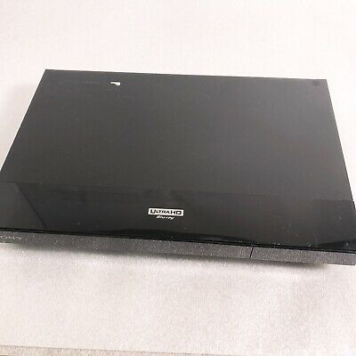 Sony UBP-X700 4K Ultra HD Blu-ray Player - NO REMOTE OR POWER CABLE