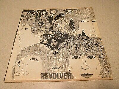 The Beatles-Revolver-Apple ST2576
