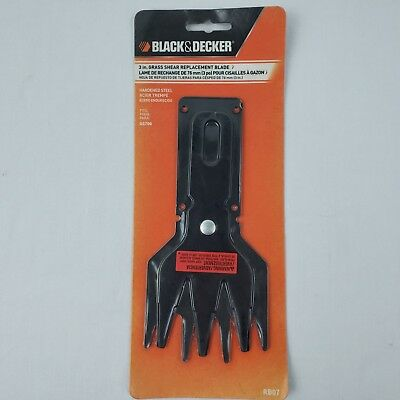 Black and Decker Genuine OEM Replacement Blade # 90550939-02