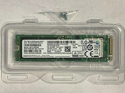 New Samsung PM981 MZVLB2560 256GB PCIe NVMe SSD,new 2019 edition,OEM of 970 EVO