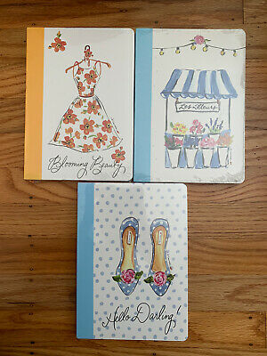 Timree Assorted 4 Notebook/ Journal