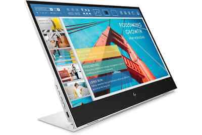 "HP EliteDisplay S14 FHD 14"" Portable IPS LED Display 3HX46AA"