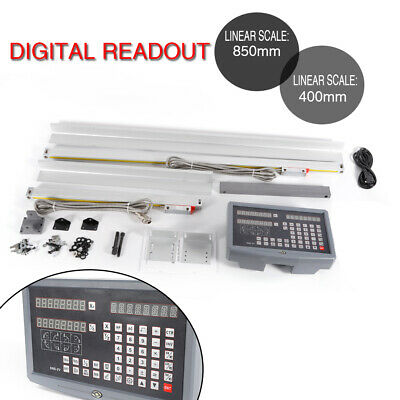 SINO 2 AXIS Digital Readout DRO Kit For Mill Or Lathe