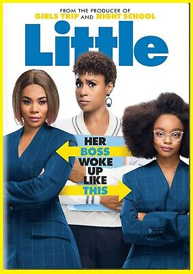 LITTLE (DVD, 2019) Preorder for 7/9-Comedy*Fantasy