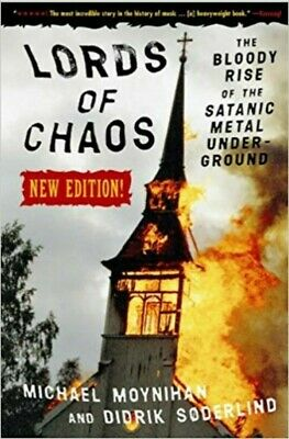 (eBook) Lords of chaos: The Bloody Rise of the Satanic Metal Underground !!