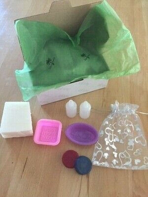 DIY Melt and Pour Soap Making Kit - Great Gift Idea!  Goat's Milk. 500g - 3kg