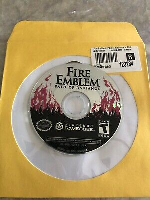 Fire Emblem: Path of Radiance (Nintendo GameCube, 2005) DISC ONLY