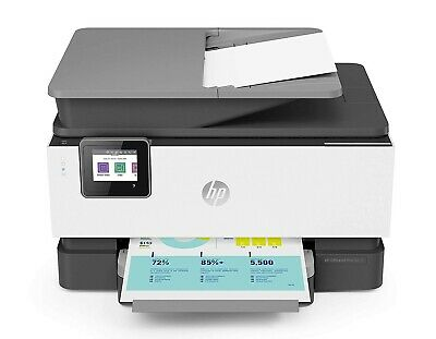 HP OfficeJet Pro 9015 All-in-One Wireless Color Printer (1KR42A) - Brand New.