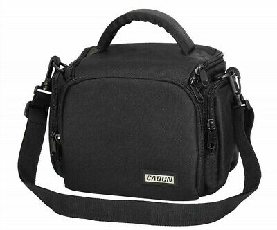 Camera bag case for Canon EOS Rebel T100 T7 T6 T6i T6s T5 SL3 SL2 18-55mm lens