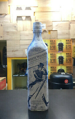 Johnnie Walker White Walker Game of Thrones Scotch Whisky 700ml