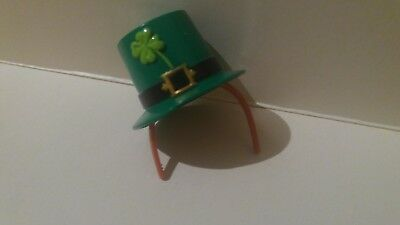 NEW Barbie Shamrock Celebration  HAT