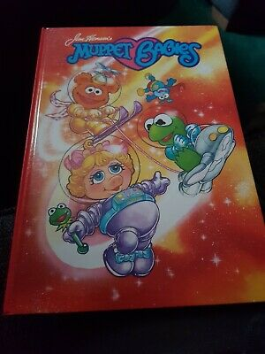 Muppet Babies Annual 1987 X EXCELLENT CONDITION FOR AGE X EXTREMELY RARE X 2216