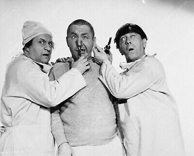 3293-24 Three Stooges Moe Larry Curly comedy short subject 3293-24 3293-24