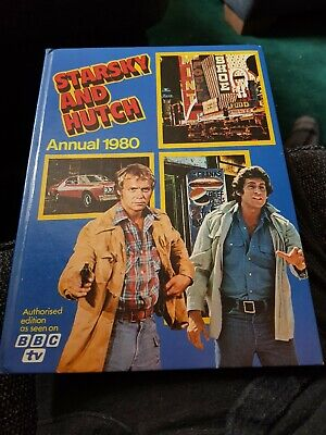 Starsky And Hutch Annual 1980 X EXCELLENT CONDITION FOR AGE  EXTREMELY RARE 2220