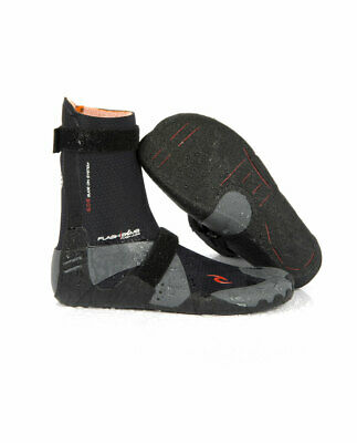 RIPCURL fbomb 5mm Boot SPLIT TOE NERO UK6 39 euro