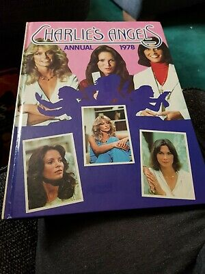 Charlies Angels Annual 1978 X EXCELLENT CONDITION FOR AGE X 1ST ISSUE X 2221N X