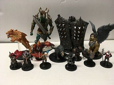 DUNGEONS AND DRAGONS D&D Miniatures Mordenkainen the Mage