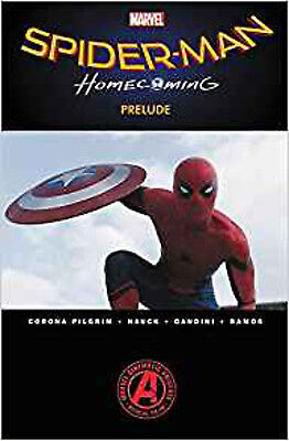 Spider-Man: Homecoming Prelude (Marvel's Spider-Man), Pilgrim, Will Corona, Exce