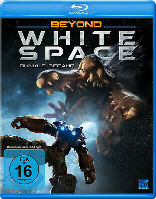 Beyond White Space - Dunkle Gefahr - (Blu-ray)