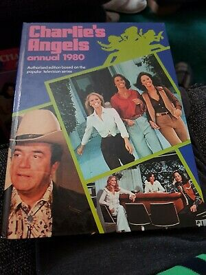 Charlies Angels Annual 1980 X EXCELLENT CONDITION FOR AGE X VERY  RARE X 2223N X