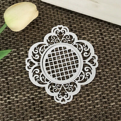 wreath Design Metal Cutting Die For DIY Scrapbooking Album Paper Cards _F ZF