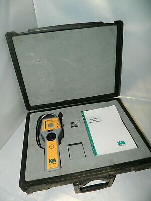 Kane May Leak Seeka combustible gas leak detector with case and user manual
