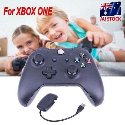 Original Wireless Xbox ONE Black USB Wired Game Controller for Windows Gamepad A