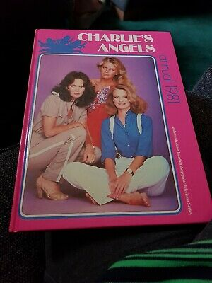 Charlies Angels Annual 1981 X EXCELLENT CONDITION FOR AGE X EXTREMELY RARE X2224