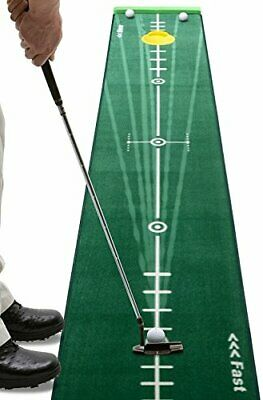 Golf Goods Putter Mat Practice Mat Line Remains Sports Putting From Japan New