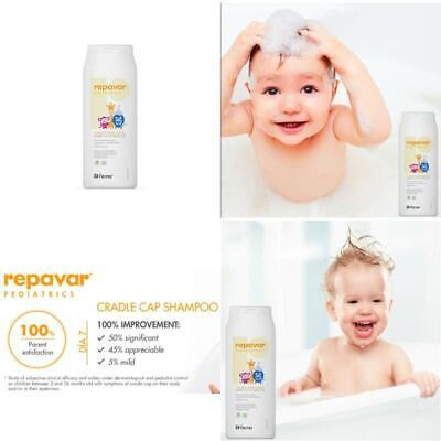 Shampoo For Cradle Cap By Crust Milk Prevents irritations. Special Baby Shampoo