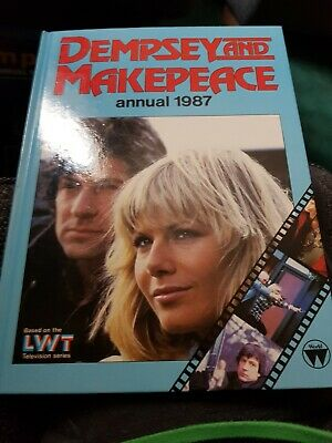 Dempsey And Makepeace Annual 1987 X EXCELLENT CONDITION X EXTREMELY RARE X 2226X