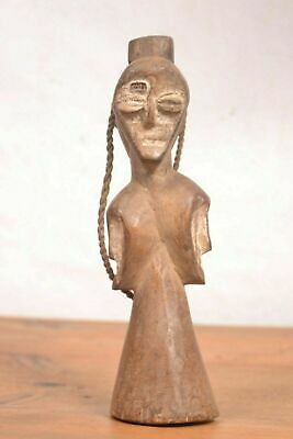 African Tribal Art,four faceLega bust from Democratic Republic of Congo.