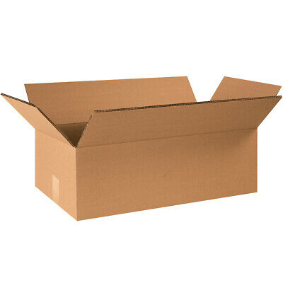 Maximum Size Brown DOUBLE WALL Royal Mail Small Parcel Boxes (450x350x160mm)