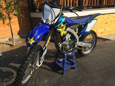 2010 Yamaha YZ450F - Great Condition - Fuel Injected - Many Extras!