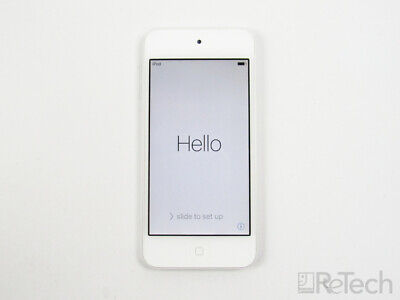 Apple iPod Touch 5th gen A1421 EMC 2600 32GB Silver 2012 MP3 MP4 TESTED